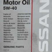 Моторное масло 5w-40 канистра, 7 л - Nissan
